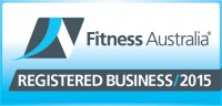 Fitness Australia 2015 Innervate personal trainer sydney