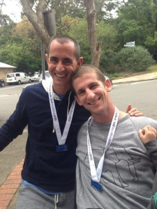 personal trainer Sydney Half Marathon
