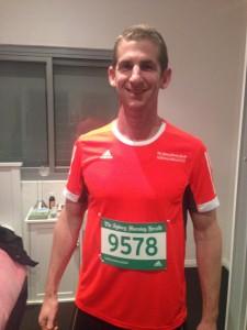 personal training Sydney Half Marathon